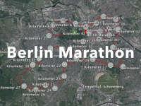 3D地图体验 带你提前畅跑2016柏林马拉松