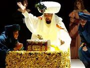 莎士比亚逝世400周年:《威尼斯商人》南京首演
