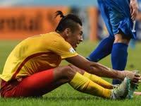 (粤语录播)乌兹别克斯坦2-0中国