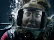 两分钟看完美女《深海逃生》