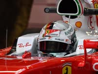 F1墨西哥站二练集锦:法拉利发力拿下最快