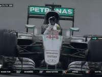 F1巴西站正赛冲线:总冠军悬念留到阿布扎比