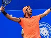 ATP杂志11月第三期 卡查诺夫成都赛夺冠