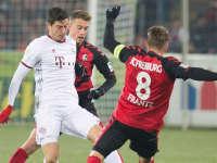 弗赖堡vs拜仁慕尼黑(下)