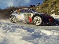 惊险冰雪山路!WRC蒙特卡洛站GoPro镜头下车手走线
