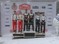 2017赛季WRC揭幕站:奥吉尔夺冠 丰田首秀亚军
