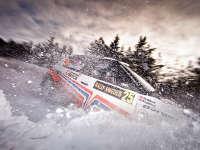 WRC瑞典站预告片:准备好挑战瑞典冰雪了吗?