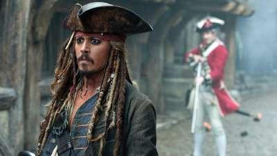 《加勒比海盗5:死无对证》超级碗预告片
