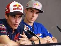 MotoGP澳洲测试集锦 25成小马卫冕最大劲敌?