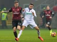 第25轮录播:AC米兰vs佛罗伦萨(粤语)16/17赛季意甲