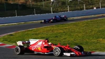 F1的轰鸣就是春药 听引擎嘶吼热血已沸腾