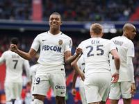 卡昂0-3摩纳哥