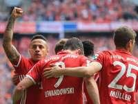 拜仁慕尼黑vs奥格斯堡
