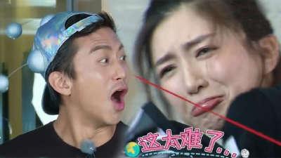 跑男第四季11期 江疏影成游戏黑洞