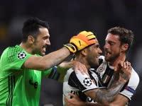欧冠-阿尔维斯传射 尤文2-1摩纳哥总分4-1晋级决赛