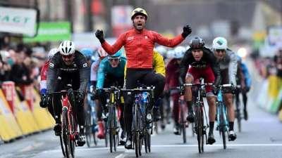 2017巴黎-尼斯自行车赛第二赛段全场录播(中文)