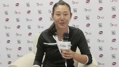 乐视网球专访段莹莹 明年期待闯进Top50
