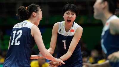 袁心玥称很高兴在女排这个团队 并对郎导表决心