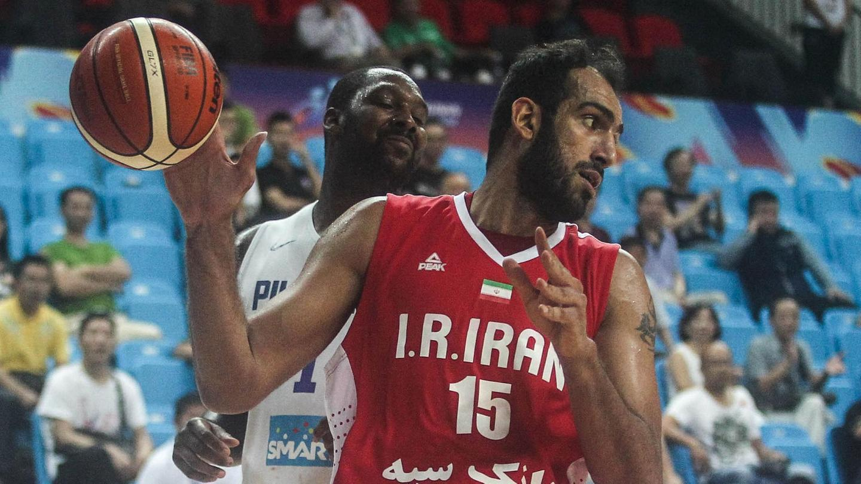 男篮亚锦赛中国vs伊朗