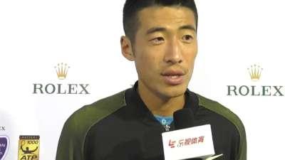 李喆:跟费德勒训练收获良多 男网与女网差距很大