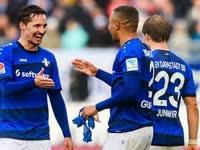 达姆施塔特3-1沃尔夫斯堡