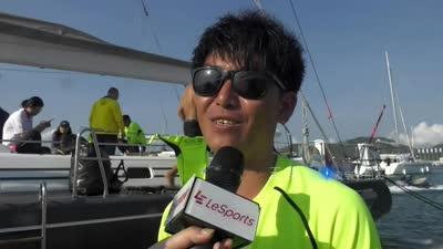 友宝号率先完成海帆赛东线拉力赛 成功刷新赛会纪录