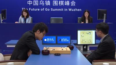 """第二局棋谱详解:柯洁险将AlphaGo逼""""疯"""""""