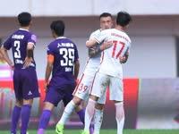 足协杯-王永珀破门杨善平染红 权健2-1黑龙江