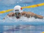 世锦赛男子200米混合泳汪顺摘得铜牌 覃海洋第六