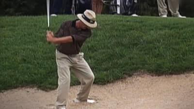 总统杯时刻-1994年克里佩尔文沙坑擒鸟