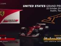 F1美国站谁能闪耀德州 法拉利车队官方技术前瞻
