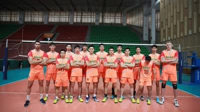 广东深圳国体男子排球队教练及球员一览