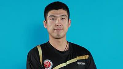广东深圳国体男子排球队教练——郝兆鹏