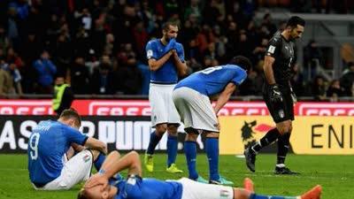 """60年!意大利再度缺席世界杯 """"世界第二门将""""梦难圆"""