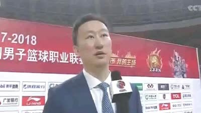 浙江主帅刘维伟:限制詹宁斯很成功 防守端表现出色