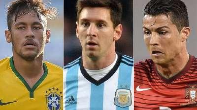 2018世界杯最强三人!谁能实现世界杯冠军梦?