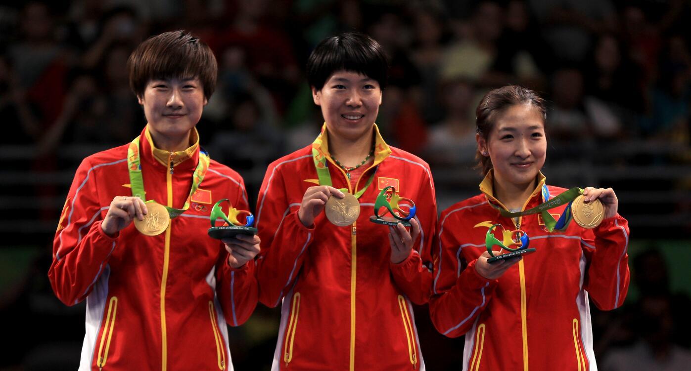 外媒看奥运之十一:乒乓再垄断让国际乒联a奥运健美运动员药物种类图片
