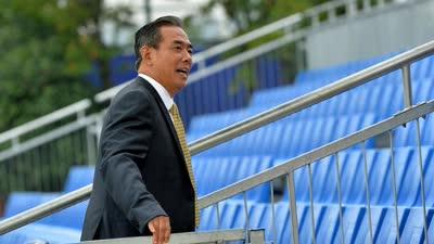 蔡振华:中国足球需要理智 换帅不是一个人说了算