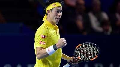 锦织圭迎来职业高峰 成ATP年终赛上唯一亚洲面孔