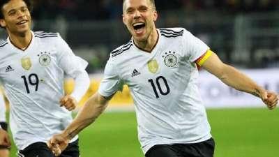 【比赛报告】德国1-0英格兰 波尔蒂告别战世界波破门
