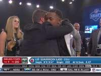 NFL选秀大会第20顺位 达伦-李 (喷气机)