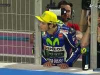 Moto3卡塔尔站正赛 罗西爬墙变看旗下车手杆位发车