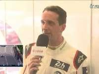 勒芒24小时耐力赛:乐视体育赛车队车手采访