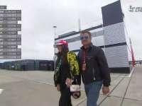 F1英国站排位赛Q2:阿莱西现身围场