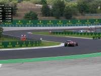 F1匈牙利站FP2:维特尔圈速受影响