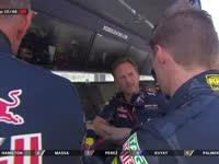 F1比利时站正赛:维斯塔潘起步慢还向霍纳告状