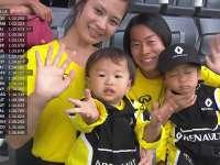 F1日本站FP2: 练习赛又成功催眠了一个宝宝