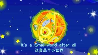 It's A Small World,音乐熊猫儿歌