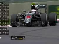 心疼!F1墨西哥站FP2:巴顿抱怨赛车操控