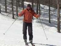 气质大叔教你双板滑雪高级篇第四集 学习点仗